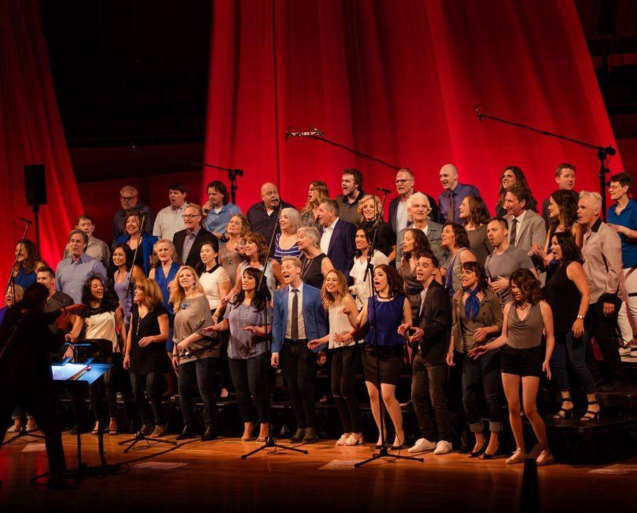 Revv52 Calgary Choir