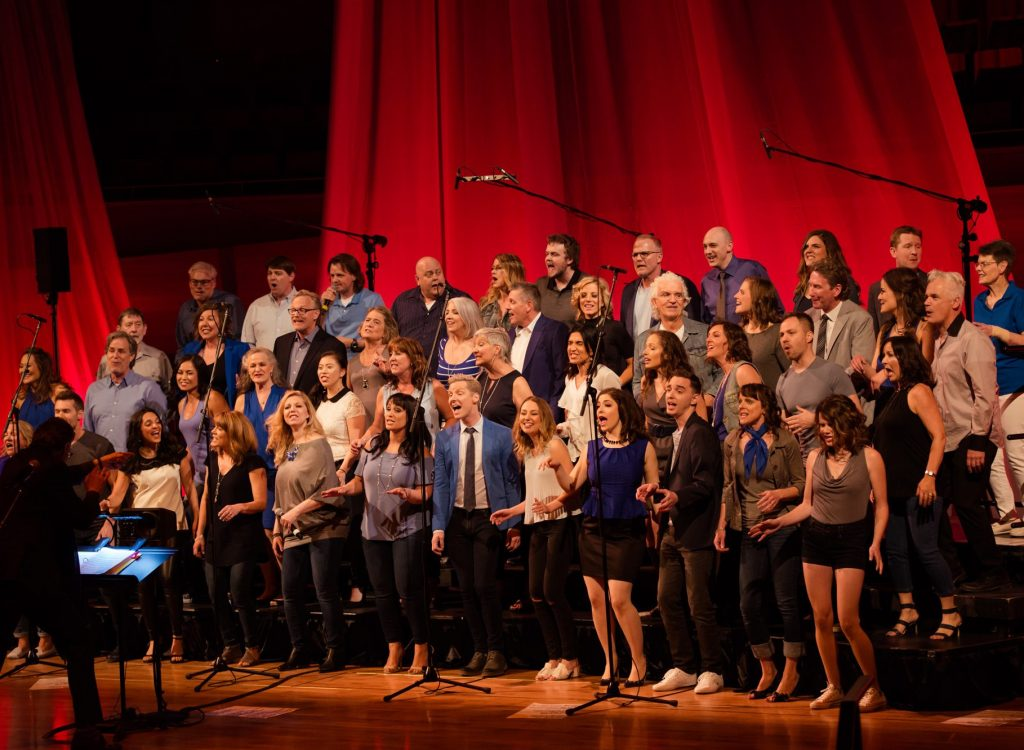 Revv52 Calgary Pop Choir in Concert