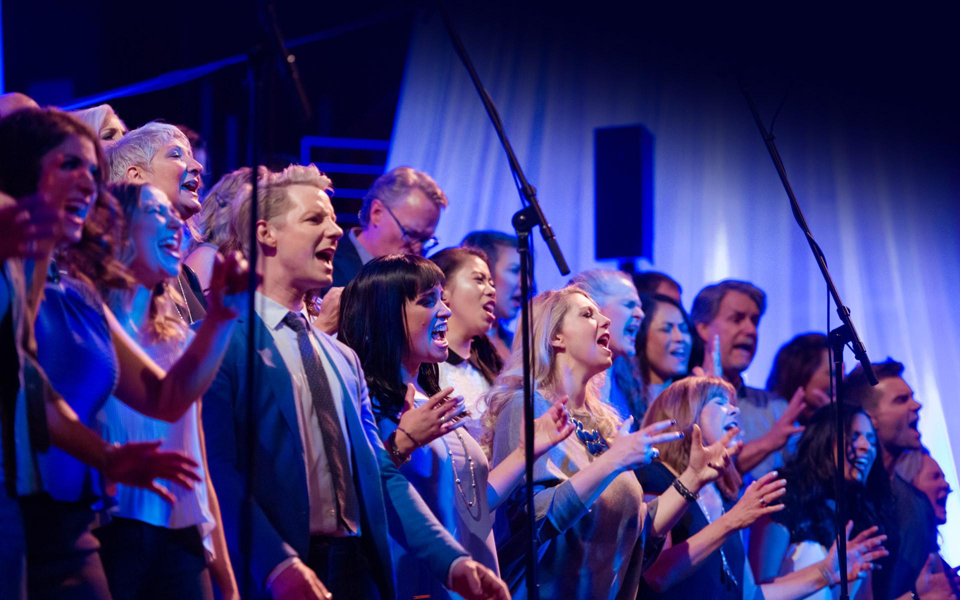 Revv 52 Calgary show choir